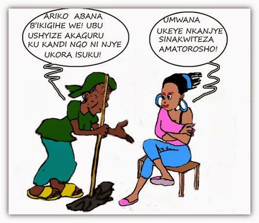 abakobwa n'amajyambere