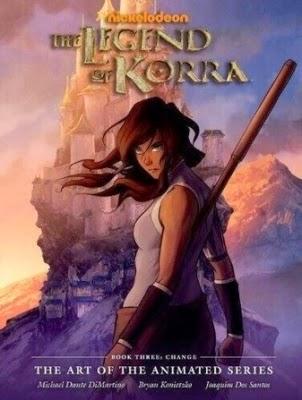 Download Avatar: A Lenda de Korra Livro 3: Mudança