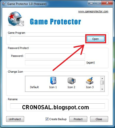 Cara Mudah Password File Pada Windows