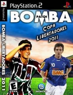 bombapat - Bomba Patch: Copa Libertadores 2011 – PS2