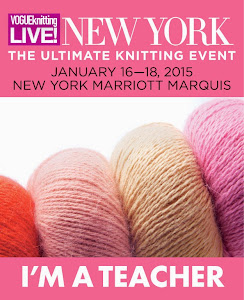 Vogue Knitting Live NYC!