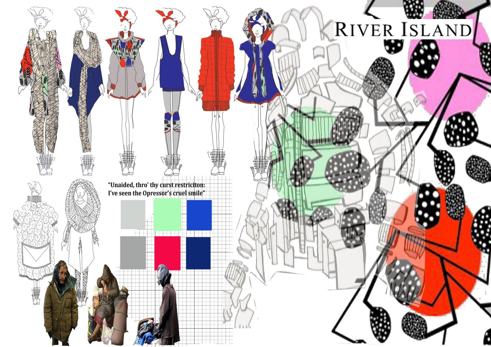 Fashion Link Fashion Presentation Boards