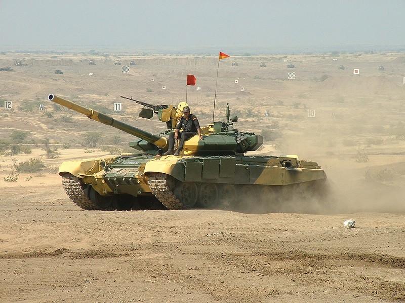 T-90S Russia Main Battle Tank