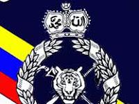 JAWATAN KOSONG POLIS DIRAJA MALAYSIA (RMP) 2015