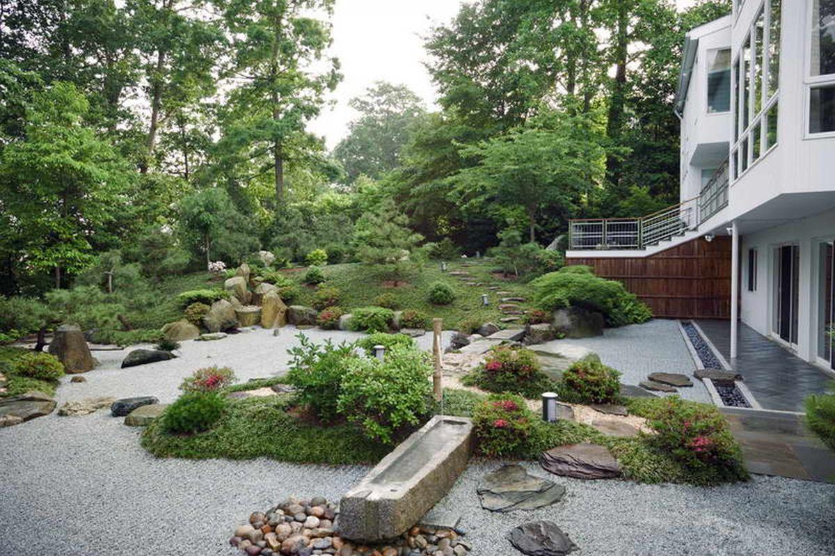 Konsep Taman Jepang