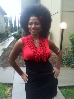 young black american urban moms