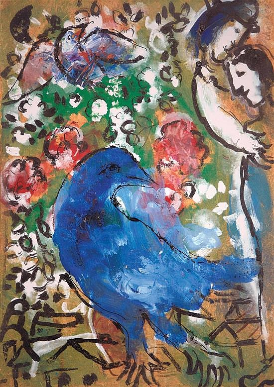 Marc Chagall Works Mersnoforum