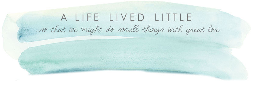 A Life Lived Little