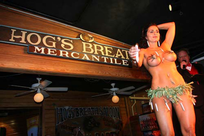 hogs breath bikini contest photos