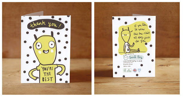 http://sarahrayshop.myshopify.com/collections/cards/products/youre-the-best-card