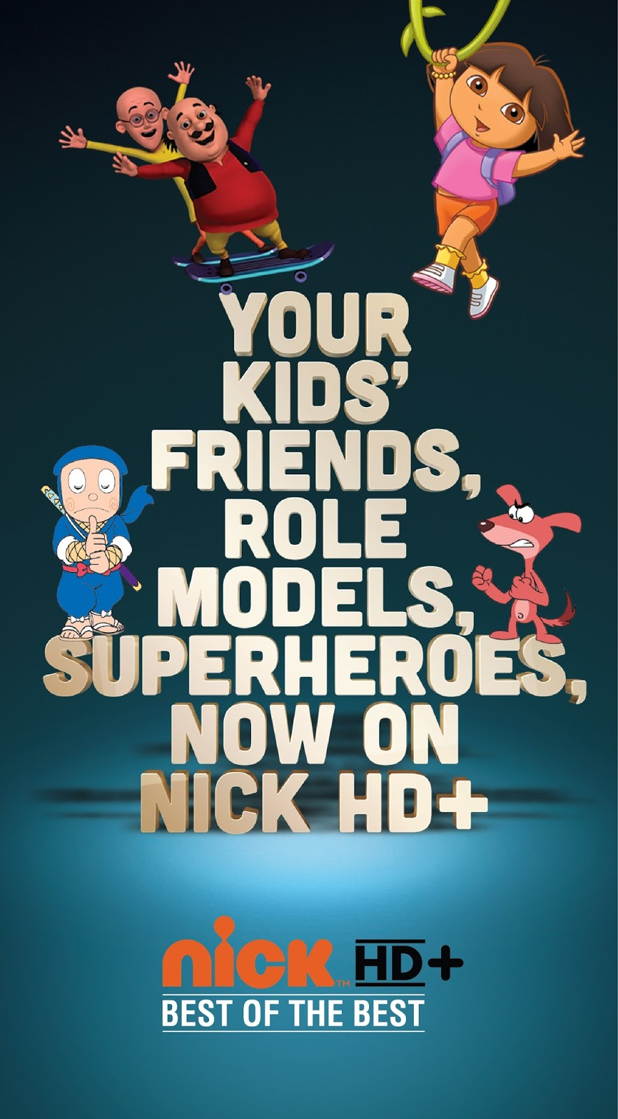 Nickalive Nickelodeon To Launch India S First Hd Kids Tv Channel