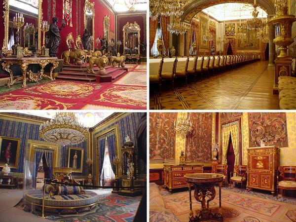 Top 10 madrid palacio real campo del moro jardines de for Sala 0 palacio de la prensa