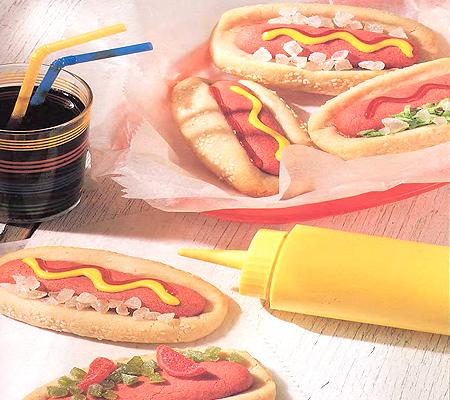 Hot Dog Cookies Recipes