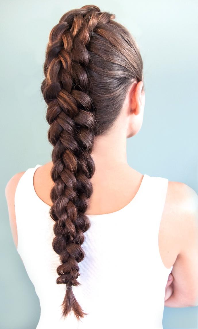 Peinados de moda y belleza femenina nuevas ideas de - Ideas de peinados ...