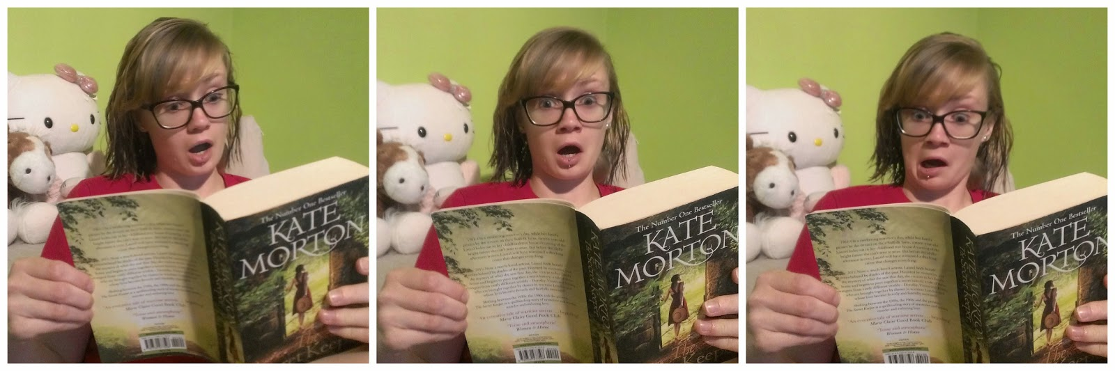 Kate Morton The Secret Keeper review