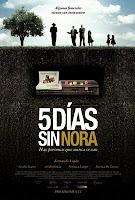 Cinco Dias Sem Nora, de Mariana Chenillo