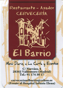 Cerveceria - EL BARRIO