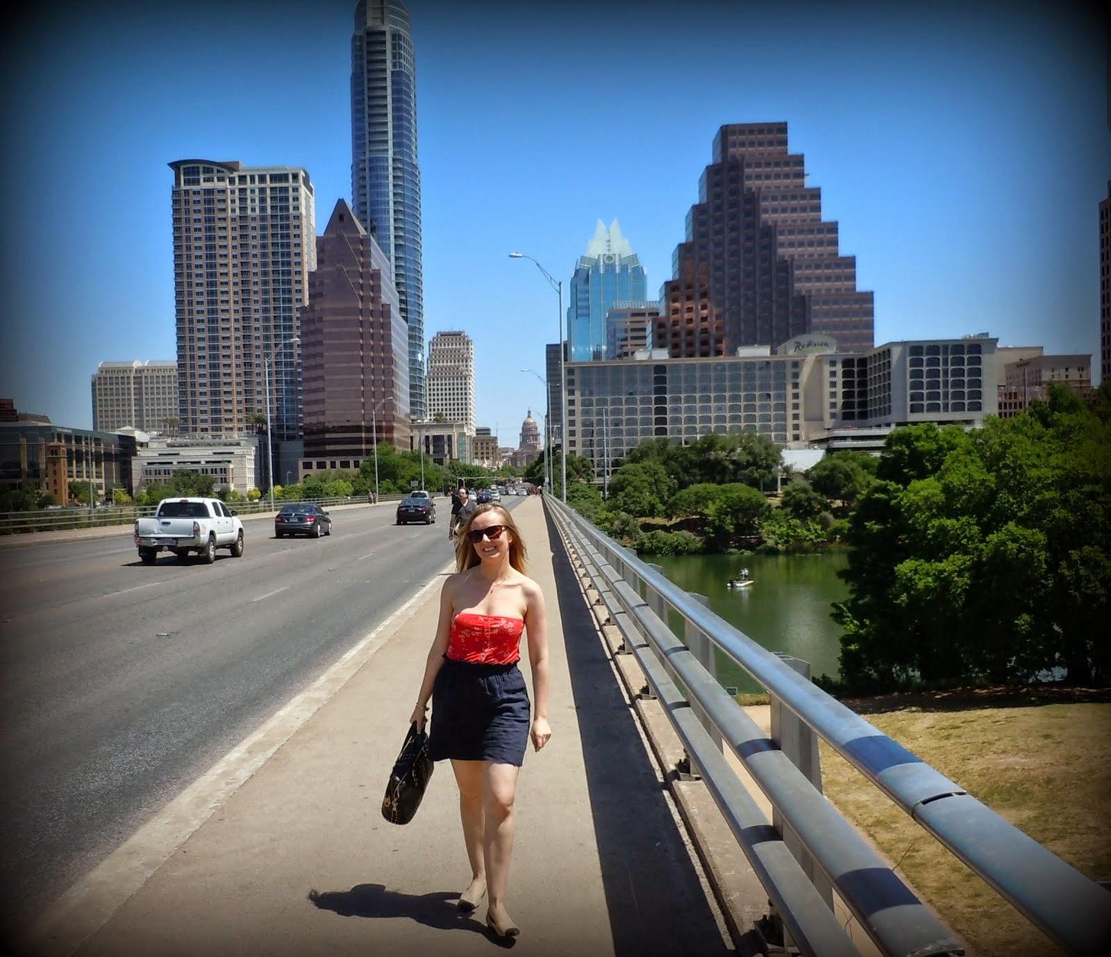 spring in Austin TX