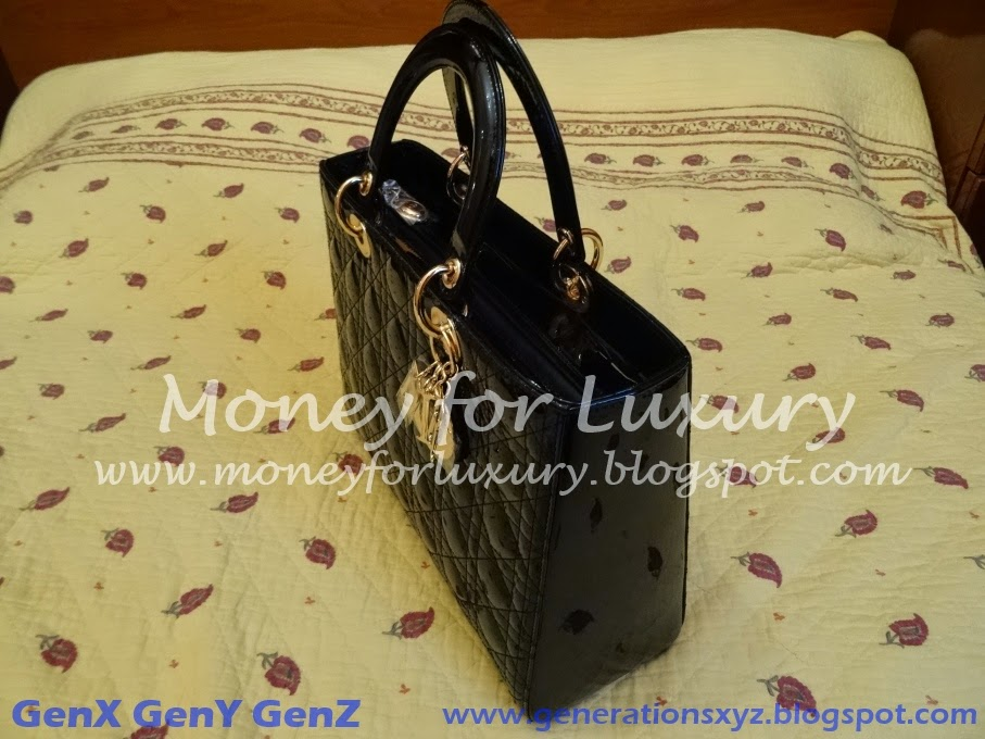 Lady dior bag price london