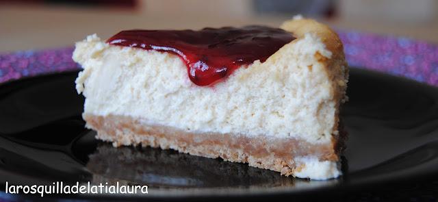 La rosquilla de la tia laura new york cheesecake the best - Nata para cocinar mercadona ...