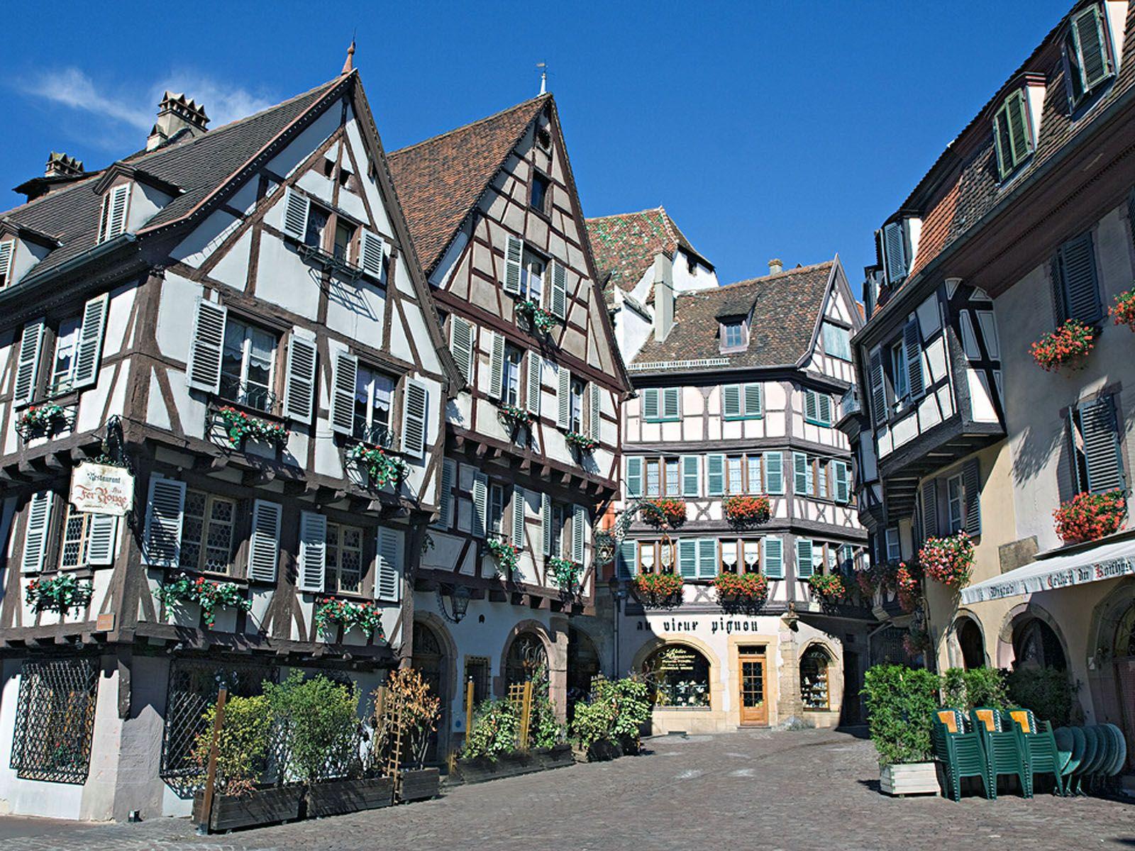 Travel Trip Journey: Colmar, France