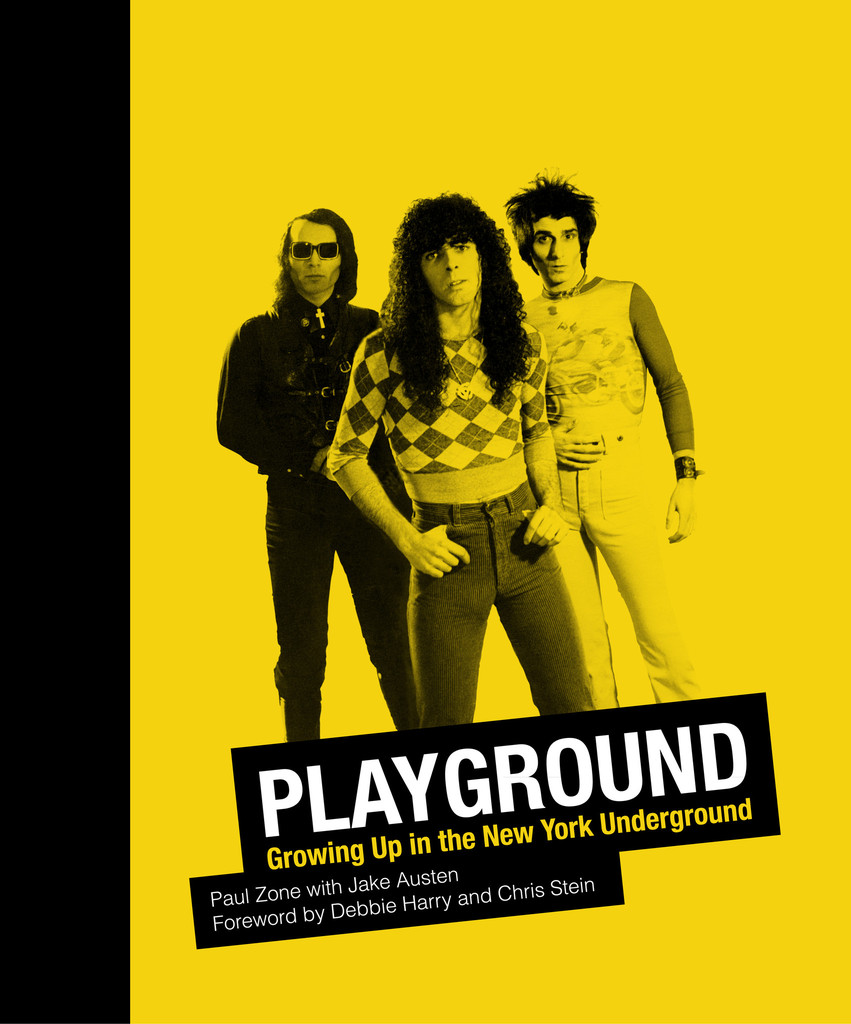 #LibrosPOP | Playground - Growing Up In The New York Underground de Paul Zone y Jake Austen