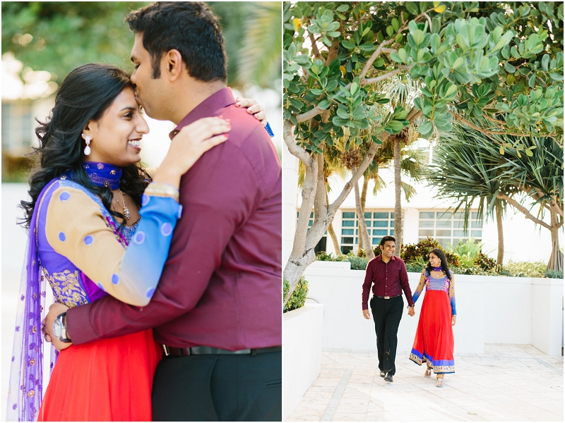indian wedding engagement photos