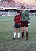 Eu e Cantarelli em 1980