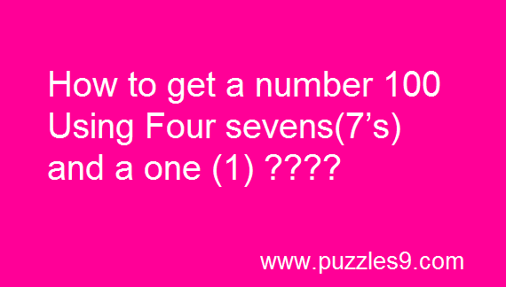 Find solution for this Logical maths puzzle 60 in puzzles/aptitude/reasoning/brainteasers