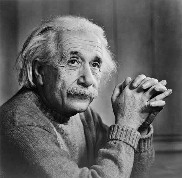 Prinsip Sederhana Albert Einstein Tentang Kehidupan