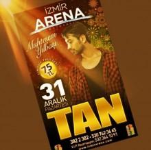 2013 yılbaşı arena da tan programı