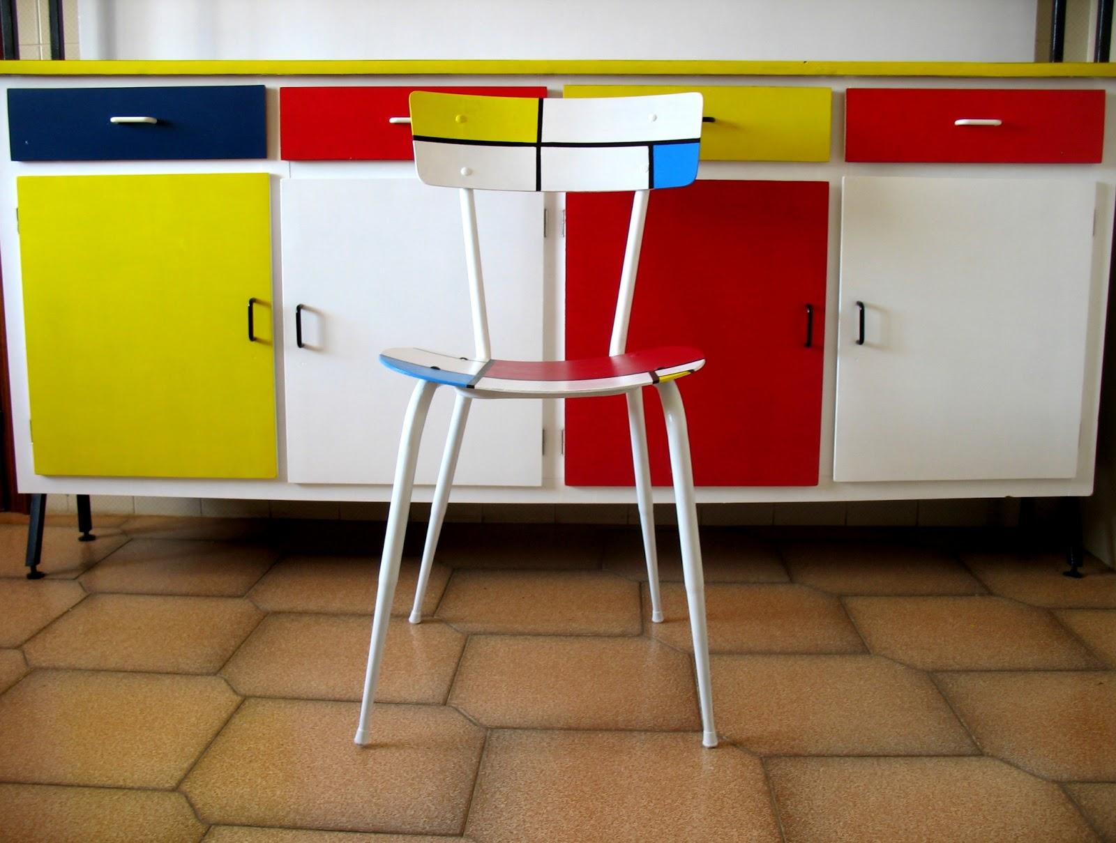 U201cMondrianu201d Furniture