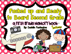 https://www.teacherspayteachers.com/Product/End-of-the-Year-First-Grade-Memory-Book-Suitcase-CRAFTIVITY-703250