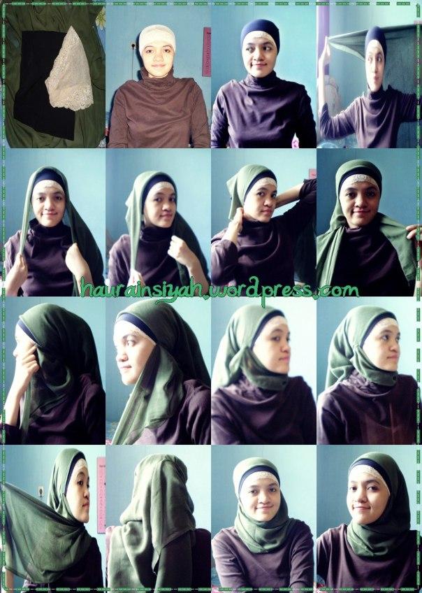 tutorial hijab dian pelangi simpel - Petunjuk, cara, dan Tutorial