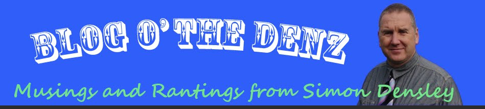 Blog O' The Denz