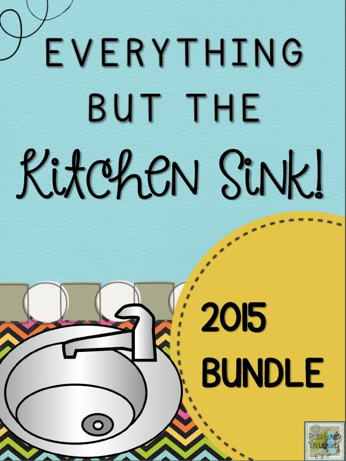 everything but the kitchen sink archives positively learning