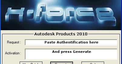 x force keygen autocad 2010