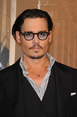 Johnny Depp Hairstyles for Men - Celebrity Hairstyle Ideas for Men