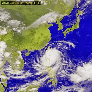 天兔颱風 來襲 恭請黃色小鴨速速快逃 (趣味設計) HS1P 2013 09 21 00 30