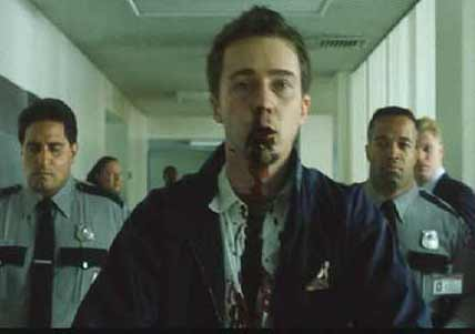 a literary analysis of the id in fight club Directed by david fincher with brad pitt, edward norton, meat loaf, zach grenier an insomniac office worker, looking for a way to change his life, crosses paths with a devil-may-care soapmaker, forming an underground fight club that evolves into something much, much more.