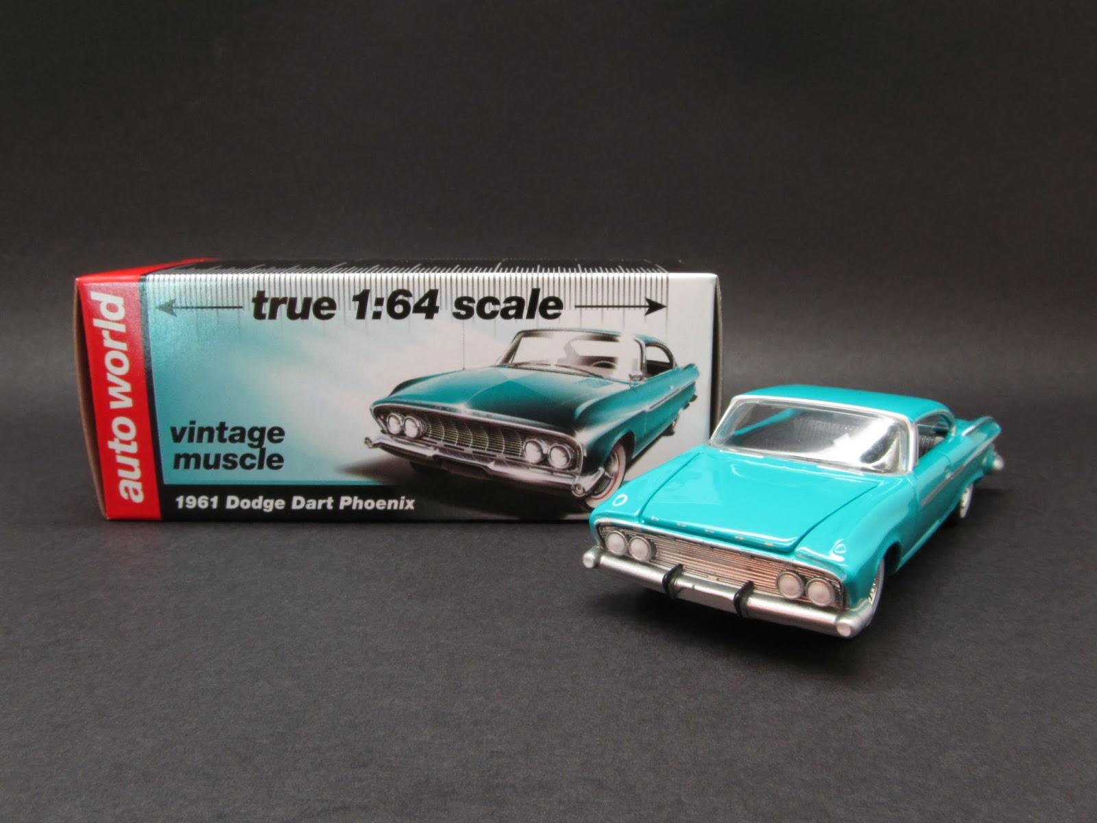 Diecast Hobbist: 1961 Dodge Dart Phoenix