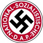 Simbol Partai  NAZI/NSDAP