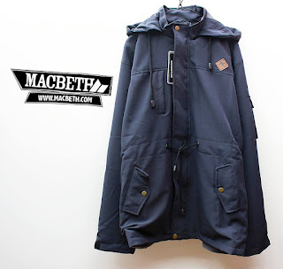 JAKET MACBETH PARKA