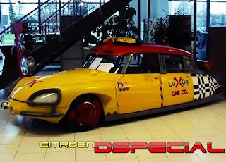 Automóveis do futuro - Luxor CabCo.
