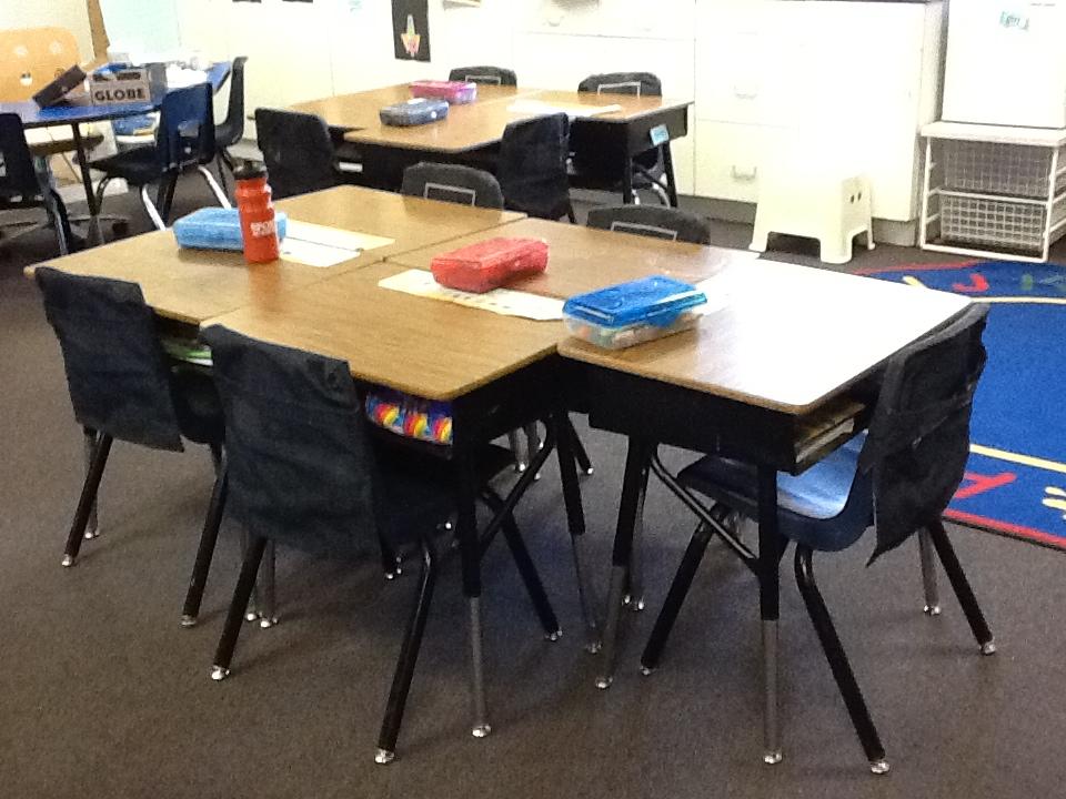 Classroom DIY DIY Classroom Pocket Chair Covers