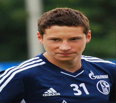 Julian Draxler still on Arsenal's radar