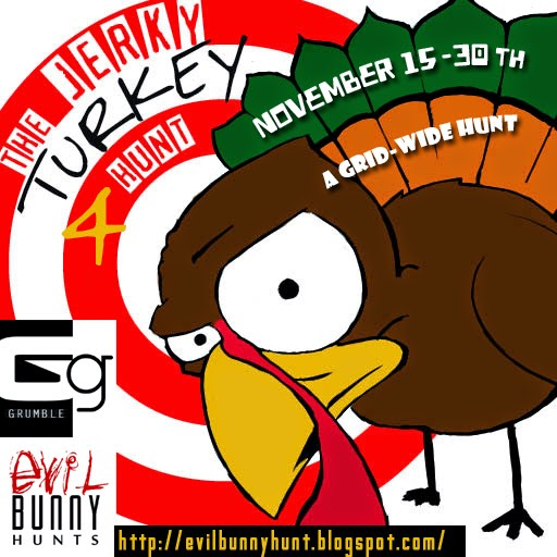 The Jerky Turkey Hunt 4