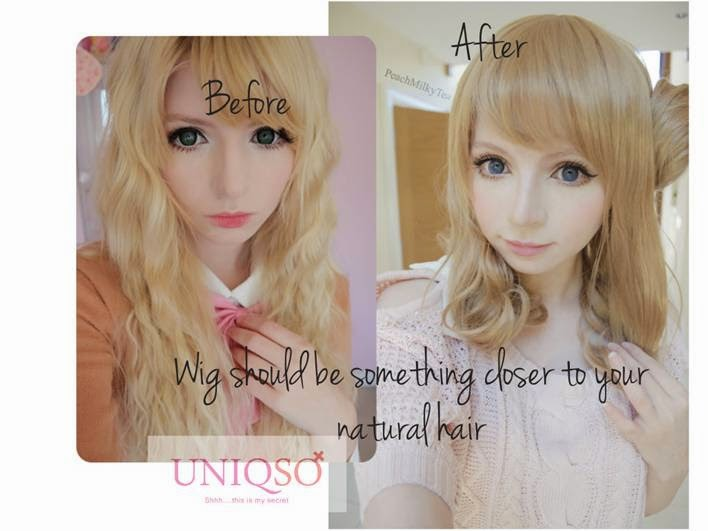 Synthetic Wig Styling 119