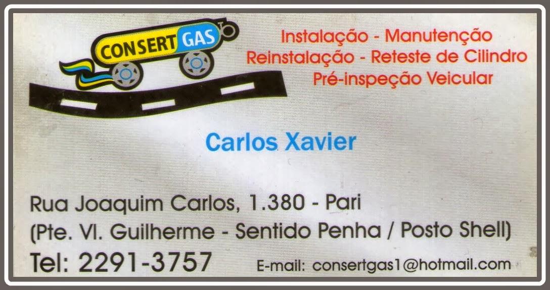 CONCERT GAS .MECANICA