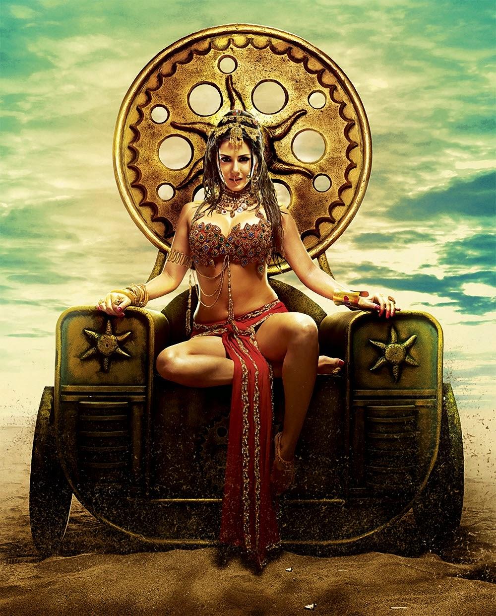 ek paheli leela trailer sunny leone hot poster